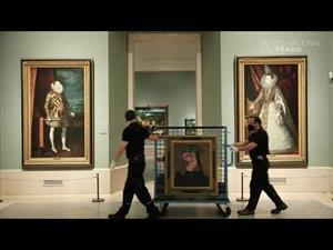 """El Museo Nacional del Prado expone """"Busto de mujer"""" de Picasso"""