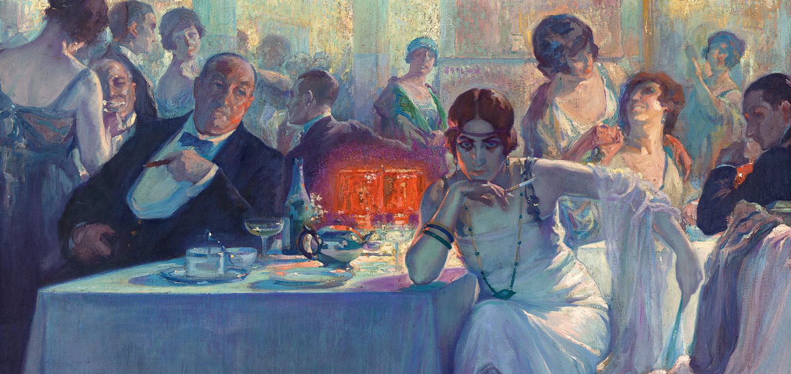 Invitadas. Fragmentos sobre mujeres, ideología y artes plásticas en España (1833-1931)