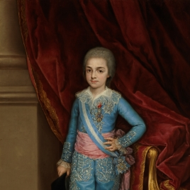 Ferdinand VII as a Boy