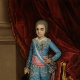 Fernando VII, niño