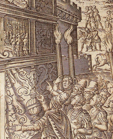 Despliegue, acceso y contemplación de colecciones en la Corte de los Austrias, 1516-1700