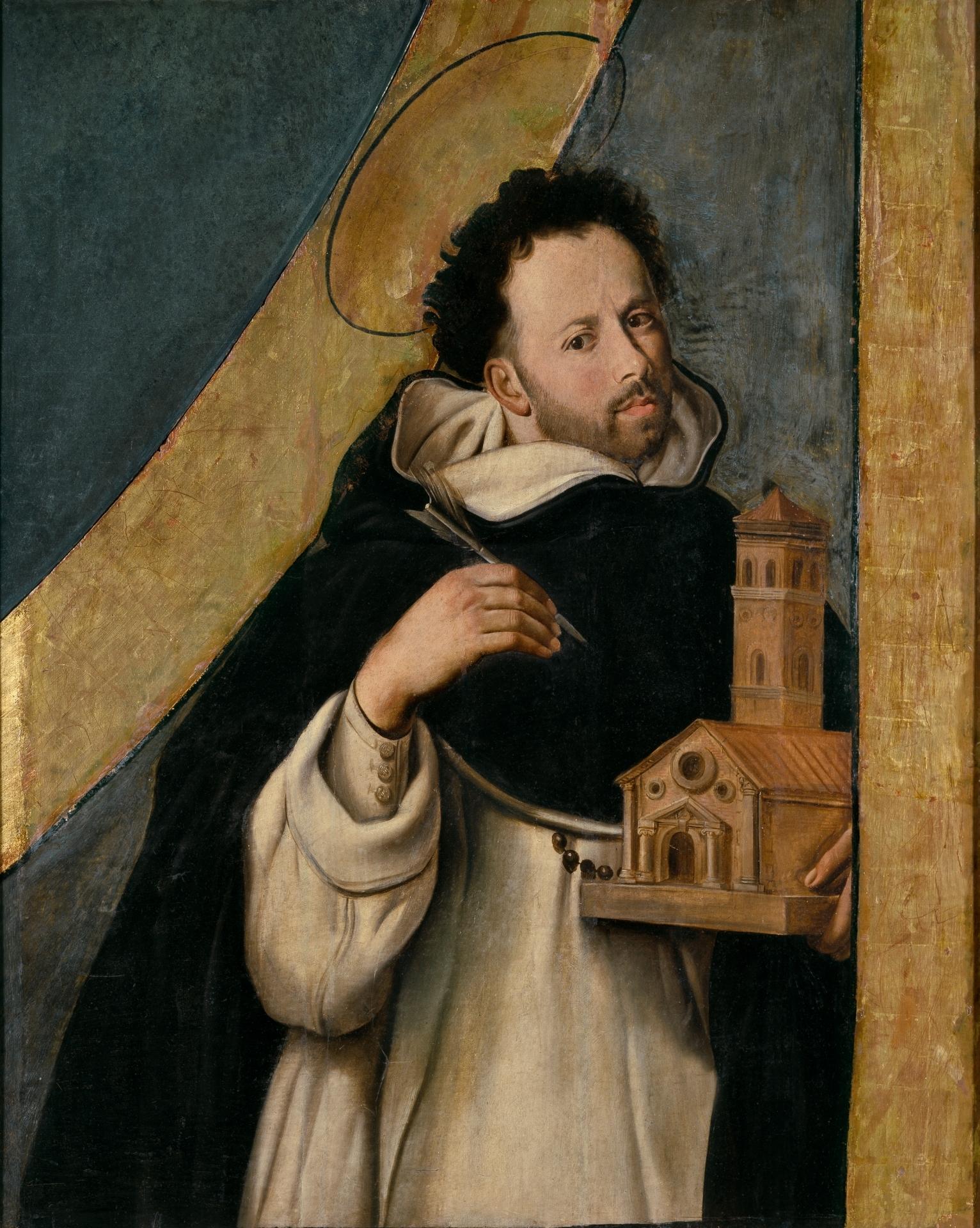 Maíno, Fray Juan Bautista - Colección - Museo Nacional del Prado