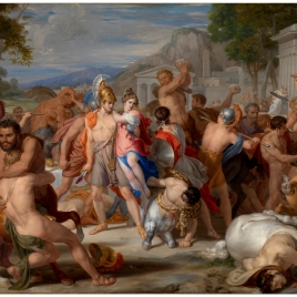 Battle of the Lapiths and the Centaurs