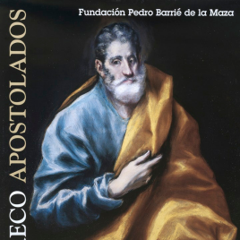 El Greco [Material gráfico] : apostolados / Fundación Pedro Barrié de la Maza.