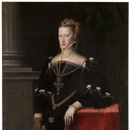 Empress Maria of Austria, Wife of Maximilian II