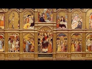Altar Piece of Archbishop Sancho de Rojas