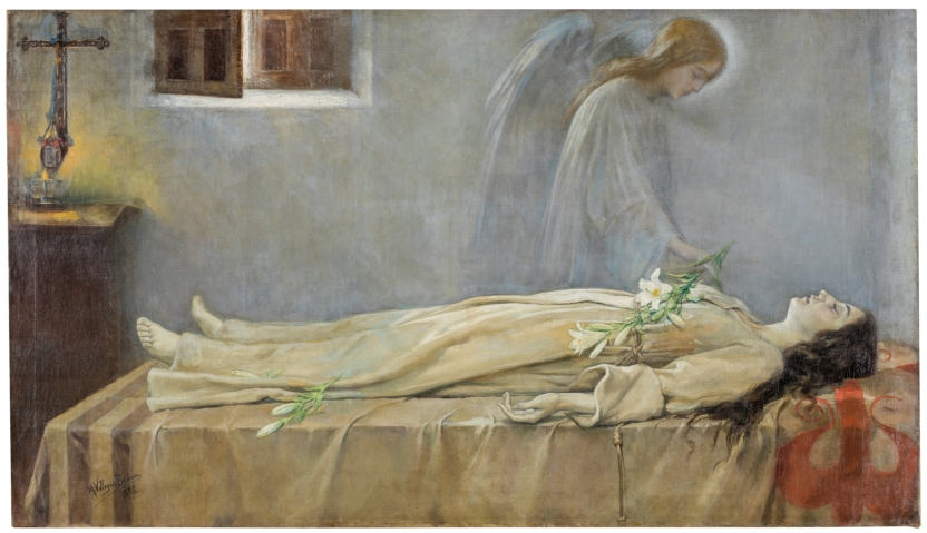 Último sueño de una virgen