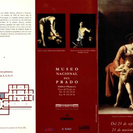 Caravaggio / Museo Nacional del Prado.