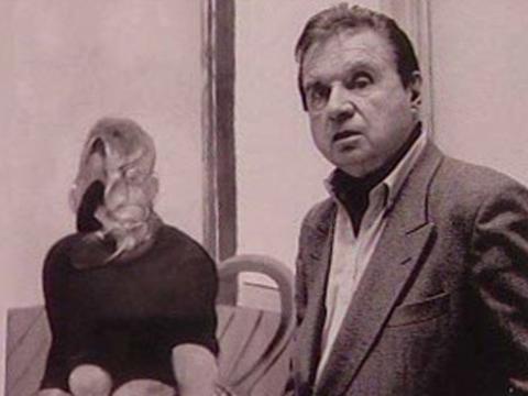 El retorno a Madrid del pintor Francis Bacon
