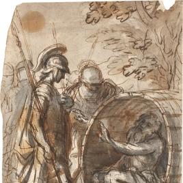 Alejandro y Diógenes