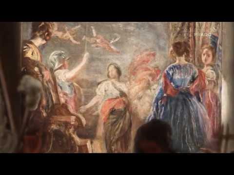 Obras comentadas: Las hilanderas o la fábula de Aracne, Diego Velázquez