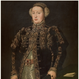 Catherine of Hapsburg, the Wife of King John III of Portugal