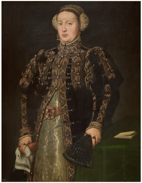 Catherine of Austria, Wife of King John III of Portugal