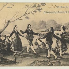 Baile a las orillas del manzanares
