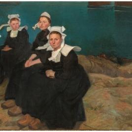 Pescadoras bretonas
