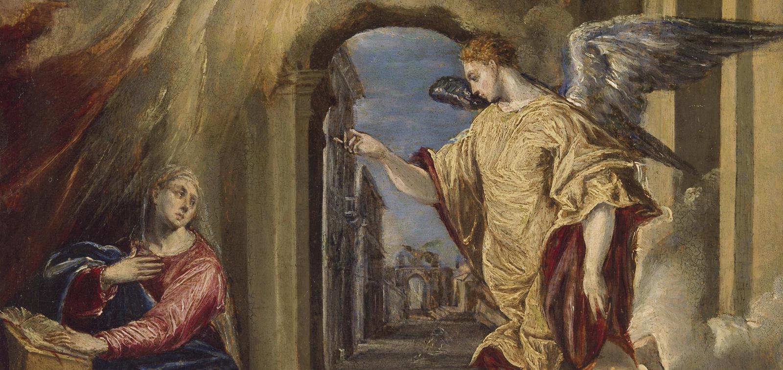 El Greco's Library