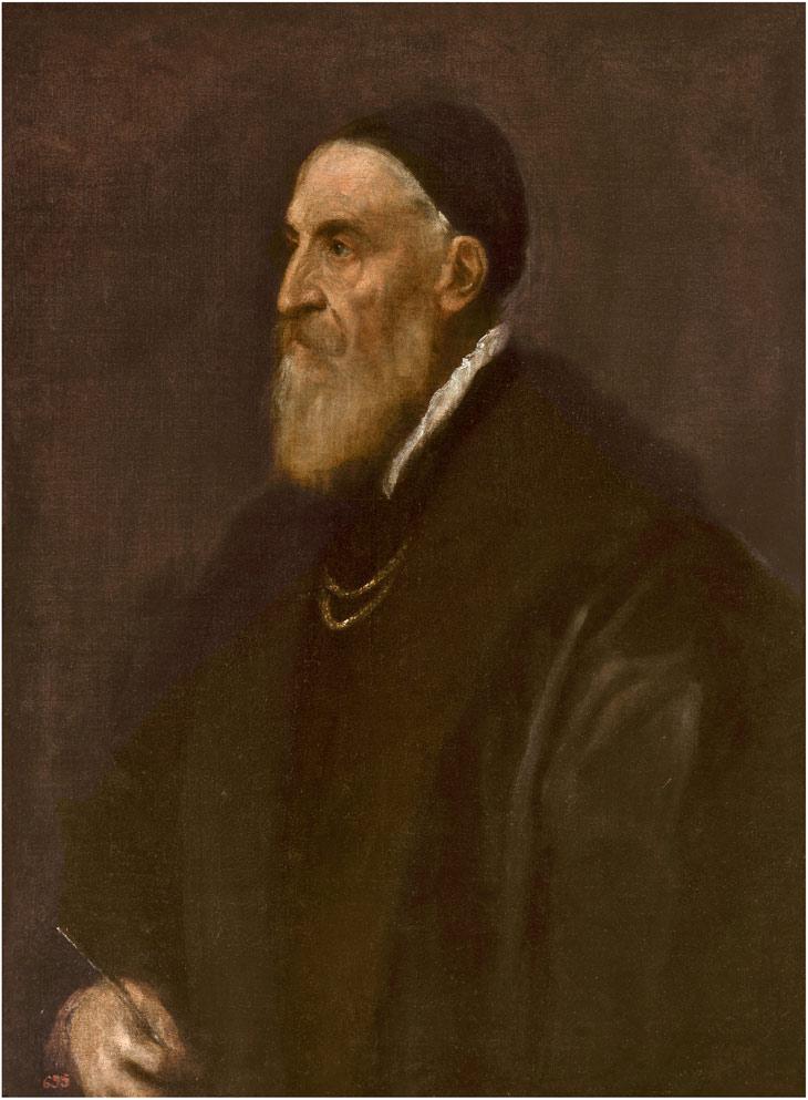 Historia y tradición: Tiziano