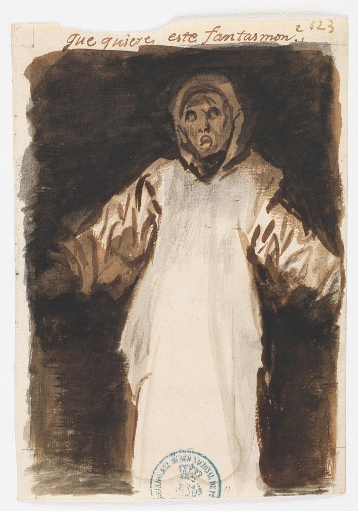 Goya y la crisis de la imagen religiosa