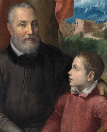 Claves: Historia de dos pintoras: Sofonisba Anguissola y Lavinia Fontana