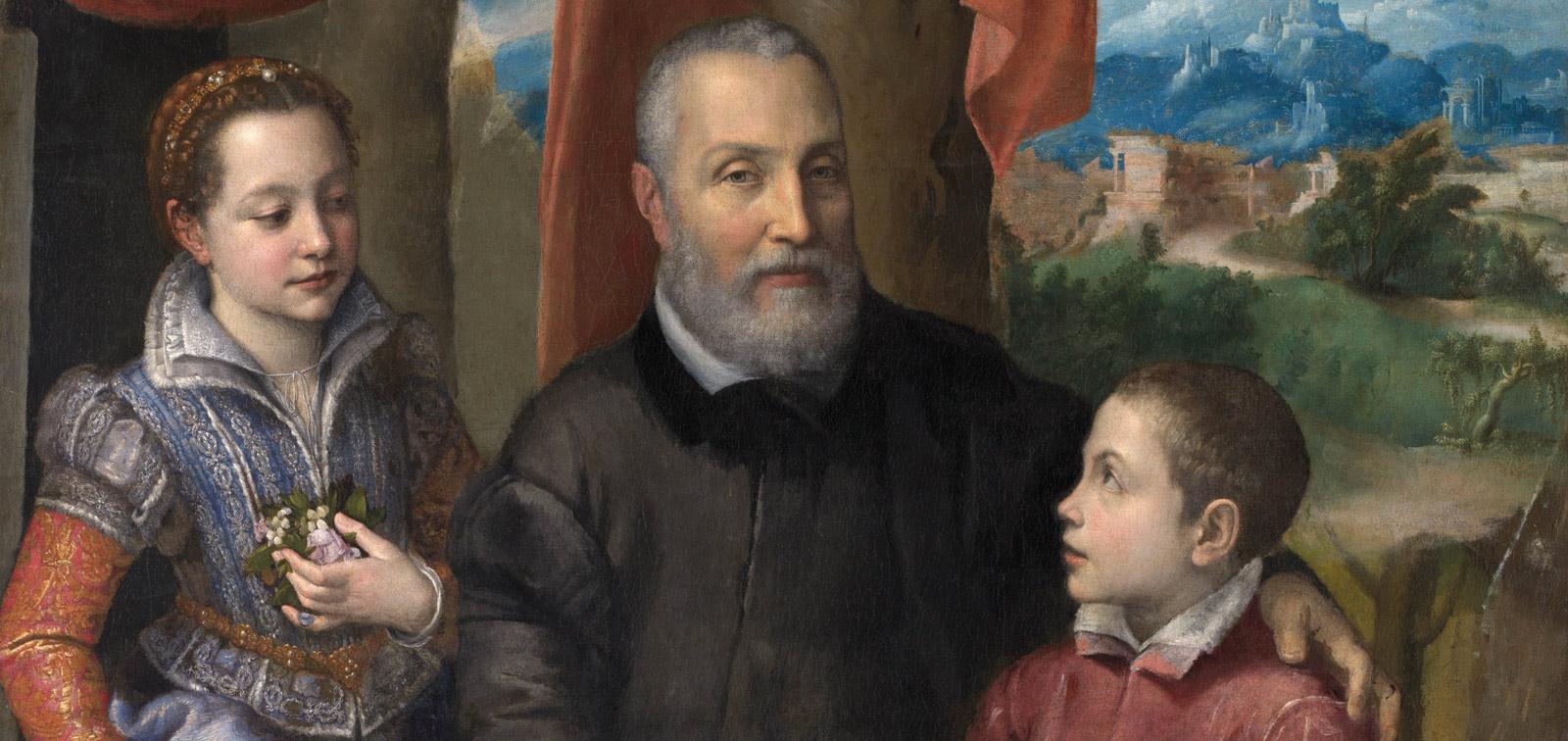 Claves: <em>Historia de dos pintoras: Sofonisba Anguissola y Lavinia Fontana</em>