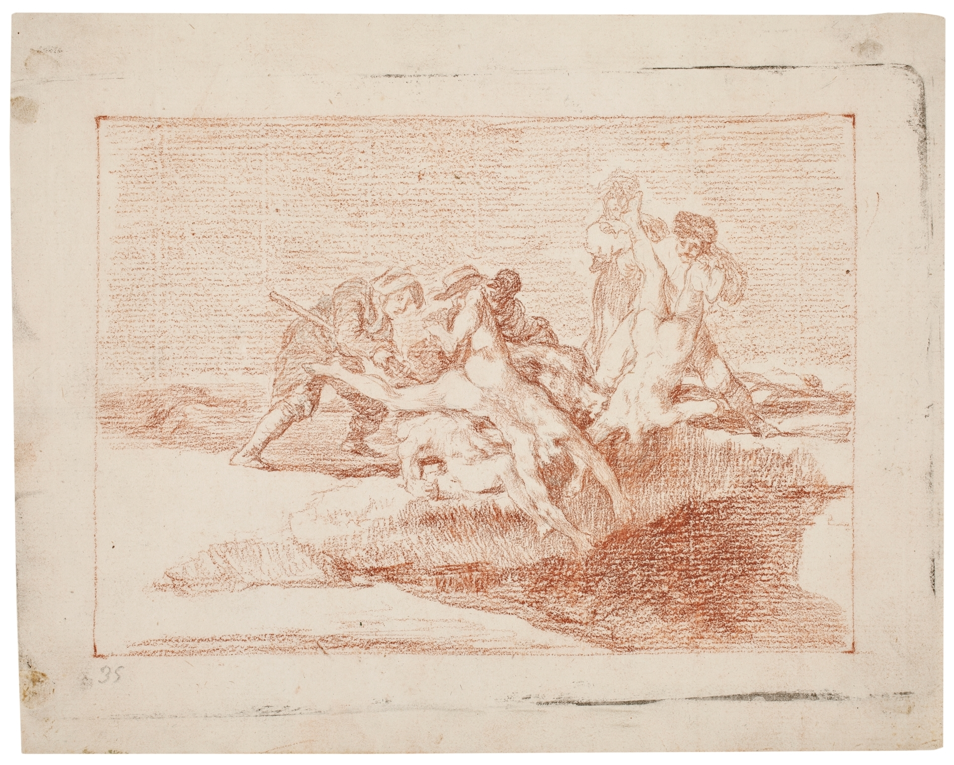 Image result for goya Prado Horseman with a Pike