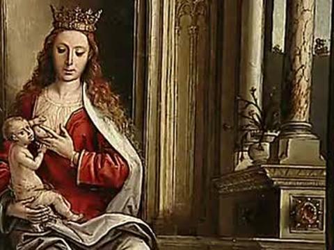 La <em>Virgen de la Leche</em>, de Pedro Berruguete, enriquece la colección del Prado