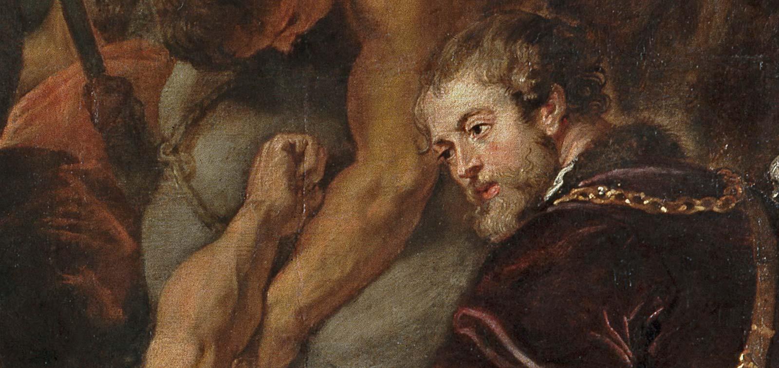 Te quiero en pintura: retratos con emoción. Parada II. Rubens