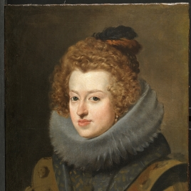 Maria Anna of Spain, Queen of Hungary