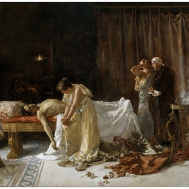 The Death of Lucan