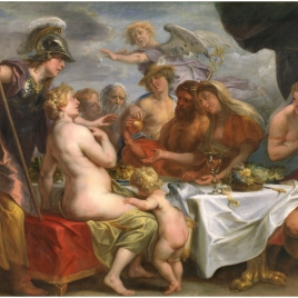 Marriage of Peleus and Thetis