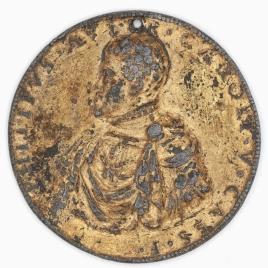 Felipe II - Hércules y la Virtud