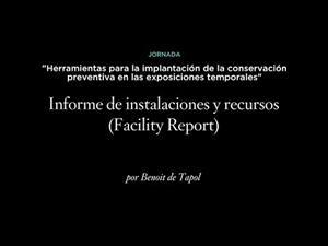 Informe de instalaciones y recursos (Facility Report)