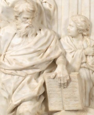 Una obra, un artista: Relieves del Palacio Real