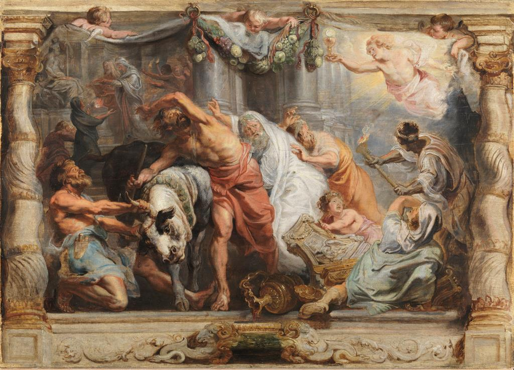 The Museo del Prado is presenting Rubens. The Triumph of the Eucharist, a collaboration with the J. Paul Getty Museum,