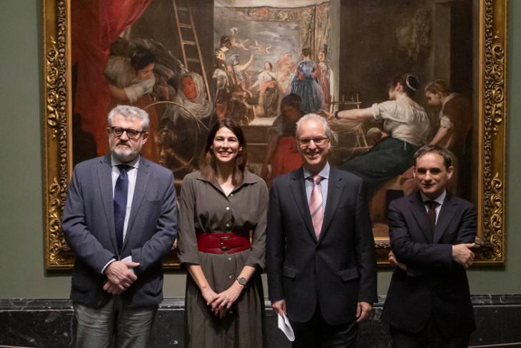 Reframing the Prado