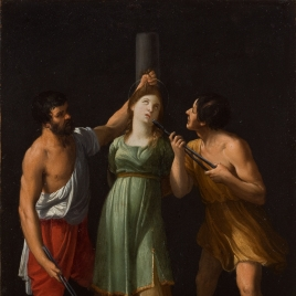 The Martyrdom of Saint Apollonia