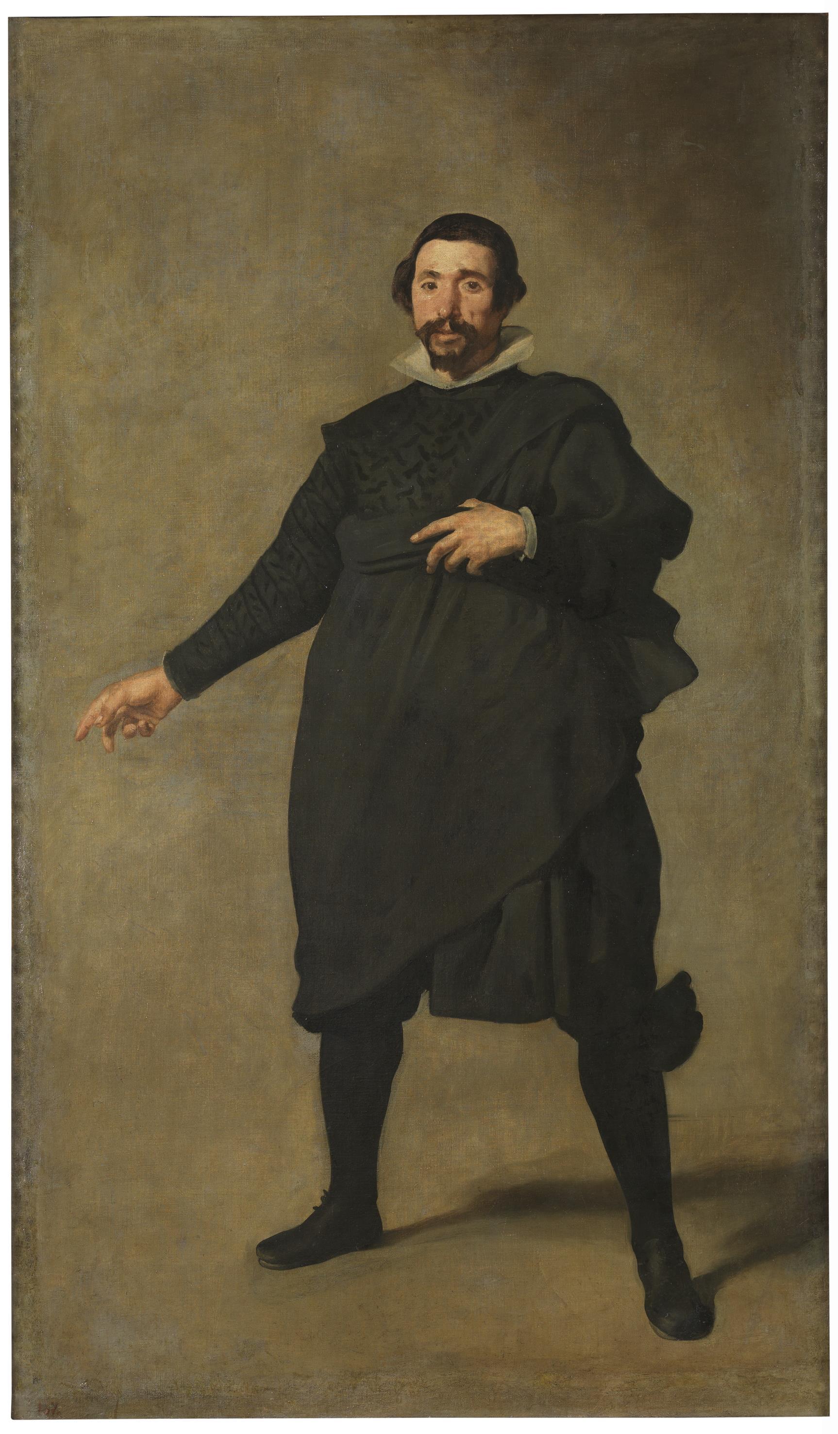 Pablo de Valladolid, de Velázquez