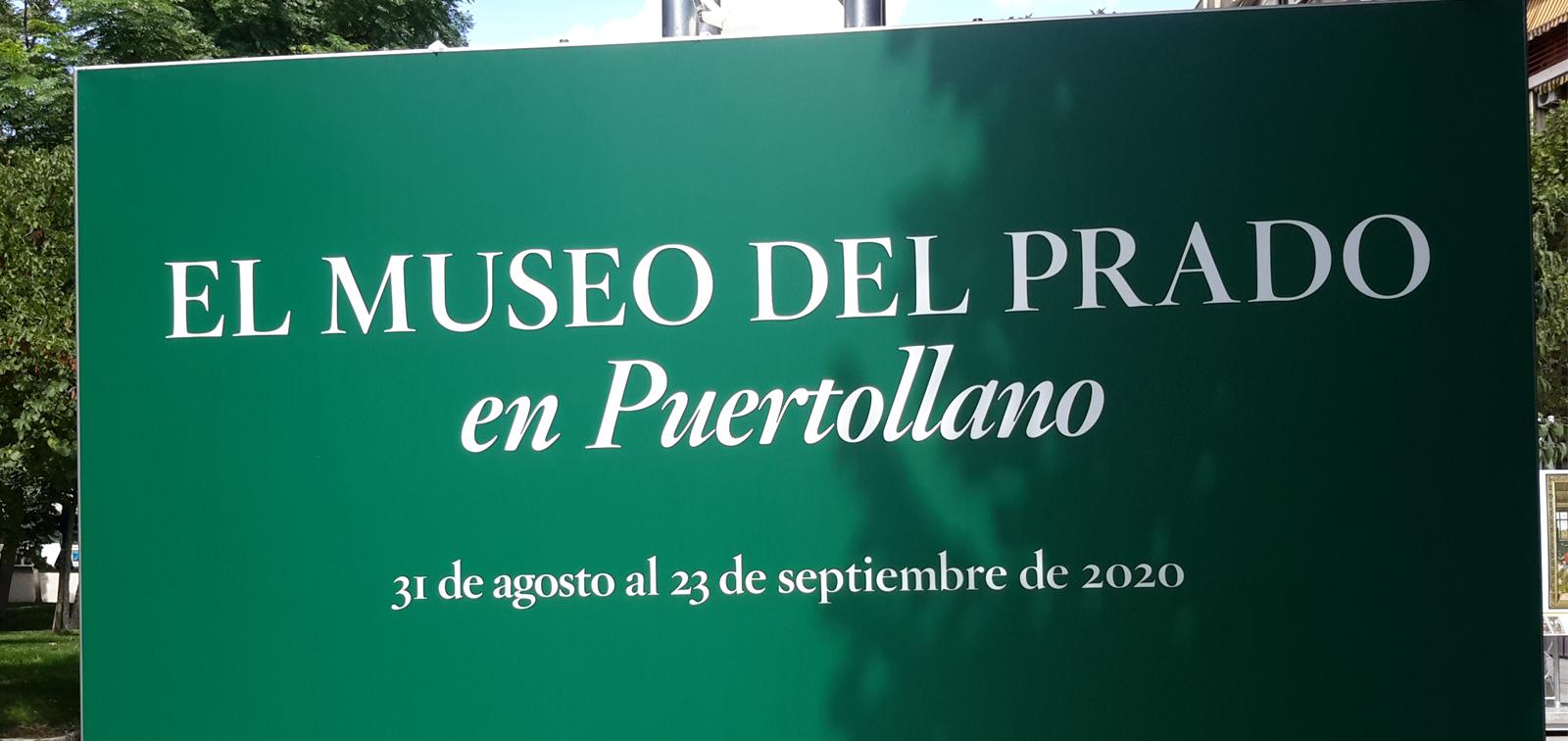 Exposición didáctica: El Museo del Prado en Puertollano