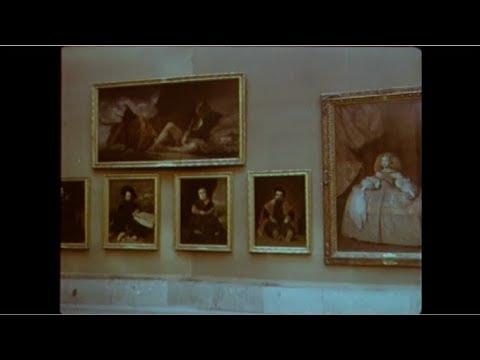 El Museo del Prado (Genios de la pintura española)