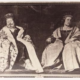 Dos reyes de España