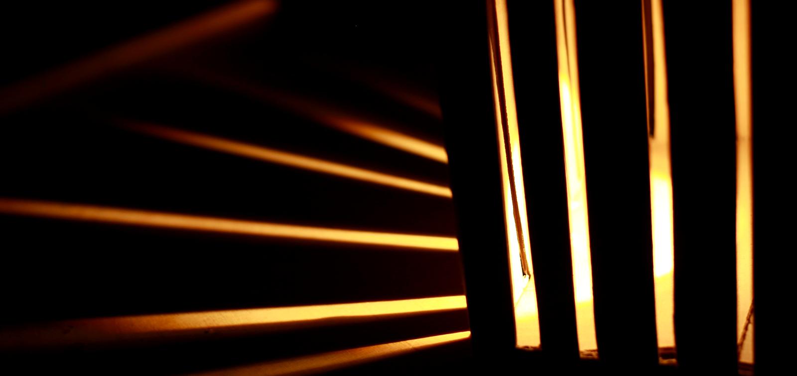 Proyecto <i>Grietas de luz</i>