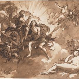 Apolo y Faetón