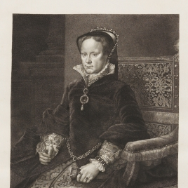 Mary Tudor, Queen of England, Second Wife of Philip II