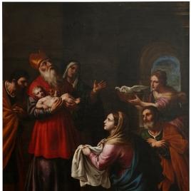 La Purificación de la Virgen, o Presentación de Jesús en el Templo