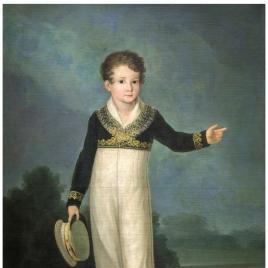 Mariano San Juan y Pinedo, future Count Consort of La Cimera