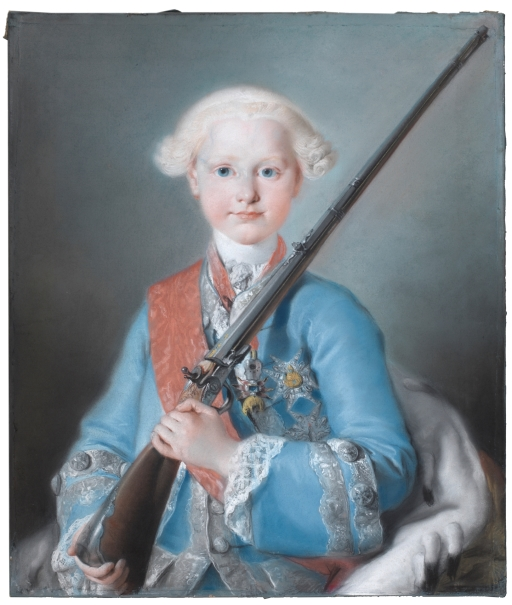 The Infante Don Antonio Pascual of Bourbon and Saxony (?)