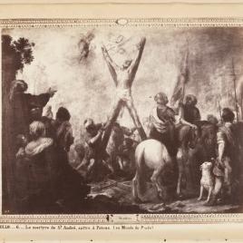 El martirio de san Andrés