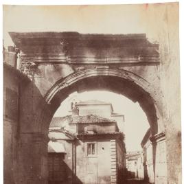 Arco de San Vito en Roma