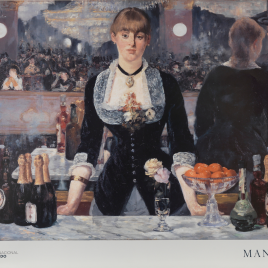 Manet [Material gráfico].