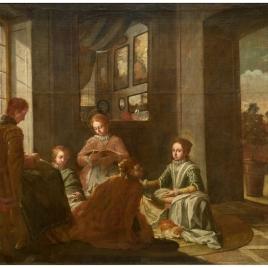 La educación de Santa Teresa